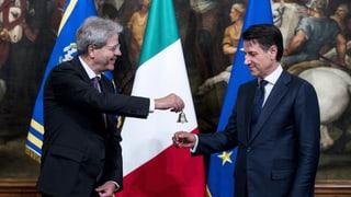 Il president talian ha serementà il nov primminister Conte