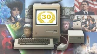 Alles Gute zum 30., Mac!