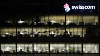 Baut die Swisscom bis zu 250 Stellen ab?