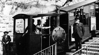 Vor genau 125 Jahren fuhr die erste Zahnradbahn auf den Pilatus