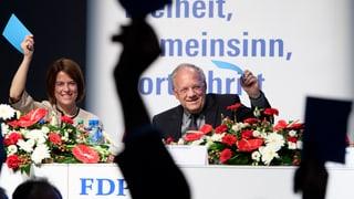 FDP fasst einstimmig Ja-Parole zur Unternehmenssteuerreform III