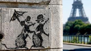 Banksys Botschaft aus dem Untergrund