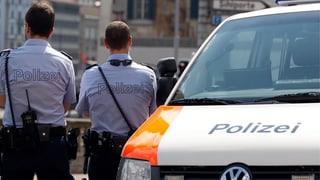 Zürcher Parlament streicht halbe Million für neue Polizisten