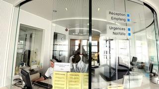Spitalaufenthalte der Freiburger nehmen stark zu