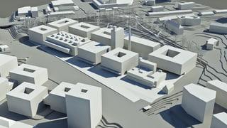 Innovationspark auf dem Freiburger Cardinal-Areal nimmt Formen an