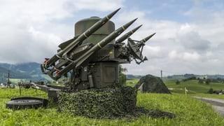 Wenig Widerstand gegen die neuen Boden-Luft-Raketen