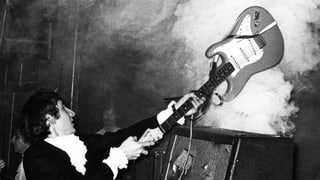 «Hope I Die Before I Get Old»: Gitarrist Pete Townshend wird 70