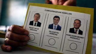 Türken wählen zum ersten Mal ihren Präsidenten