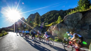 Preparativas turbulentas per la «Alpen Challenge» Lai
