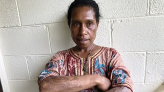 Die Hexen von Papua-Neuguinea (Artikel enthält Audio)
