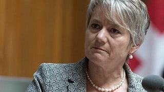 Jacqueline Fehr zieht für SP in Regierungs-Wahlkampf