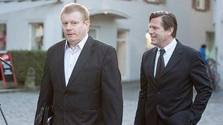 Urner Mordprozess: Oberstaatsanwalt weist Vorwürfe zurück