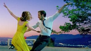 Gosling singt, Gosling tanzt und «La La Land» räumt ab