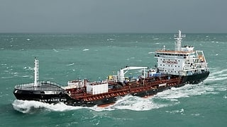 Nigeria blockiert Schweizer Tanker