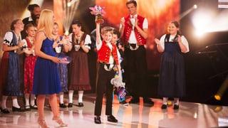 Video ««Alperöösli – die Schweizer Kinder-Musikshow» 2014» abspielen