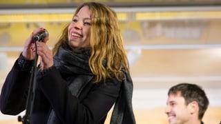 Video: Anna Rossinelli auf dem Münsterplatz