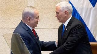 US-Botschaft in Jerusalem soll bis Ende 2019 öffnen