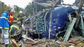 Fünf Schweizer sterben bei Helikopter-Absturz in Frankreich