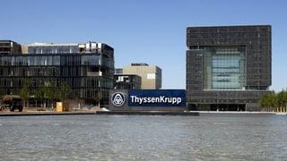 ThyssenKrupp schreibt 5 Mrd. Euro Verlust