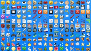 Novitads en emojis