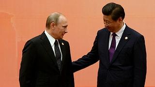 China profitiert von der Ukraine-Krise