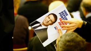 Schicksalswahl: Franzosen wollen radikalen Wechsel