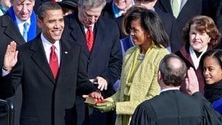 Obama hat eine schwarze Politik vermieden