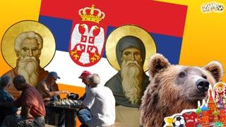 Willkommen in Serbien!