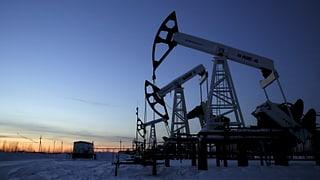 Fixierung der Ölfördermenge ist gescheitert