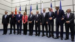 Europäer weisen Ultimatum aus Teheran zurück