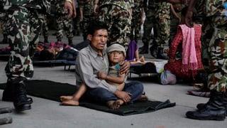 8 milliuns èn pertutgads dal terratrembel en il Nepal