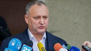 Moldawien: Pro-Russland-Kandidat klar vorne