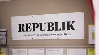 «Republik» perda glieud da cader e daners