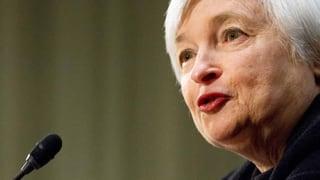 Fed-Chefin Janet Yellen: Wie die Herzschrittmacherin taktet