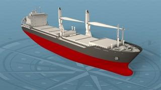 Wieso unterstützt der Bund Schweizer Reedereien auf hoher See? Und was transportieren die Schiffe? Antworten darauf gibt Ihnen die Infografik.