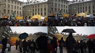 Zeitraffer: So lebte der Münsterplatz