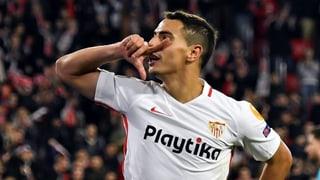 Sevilla mit klarem Sieg in die K.o.-Runde (Artikel enthält Video)