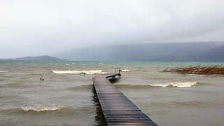 Sturm «Stina»: die Bilanz