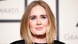 Überraschungsgast: Adele beehrt den Circus Knie
