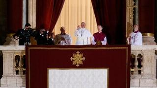 Der Papstname ist Programm