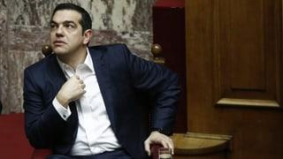 «Ohne Koalitionspartner ist Tsipras ziemlich geschwächt»