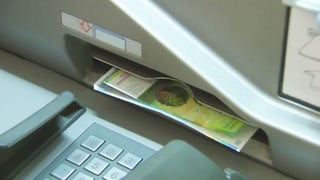 Was, wenn der Bancomat Ihr Geld frisst?