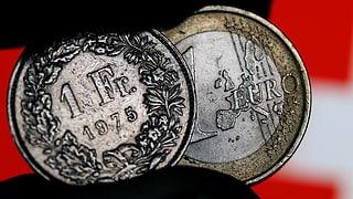 Euro puspè sur 1,20 francs – er pervi d'elecziuns