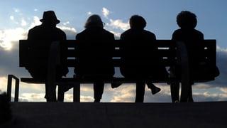 «Ab 65 öffnet sich die Schere zwischen Arm und Reich stark»