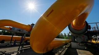 «Russland setzt Gas als politische Waffe ein»