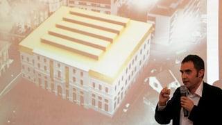 Russisches Geld für Filmpalast in Locarno