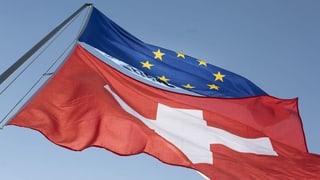 UE respecta decisiun dal Cussegl federal