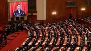 Xi schlägt scharfe nationalistische Töne an