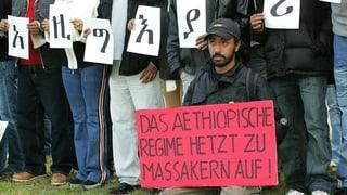 Schweiz kann ab sofort Äthiopier zurückschicken