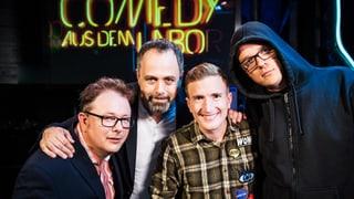 Video «Mit Stefan Büsser, Nico Semsrott und Stefan Heuss » abspielen